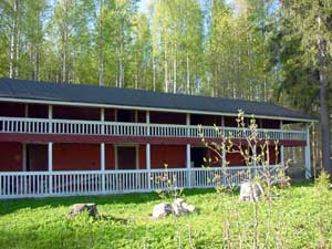 informatie - information - summer cottage on Lake Synsiö in Kangasniemi Finland - skandinavia